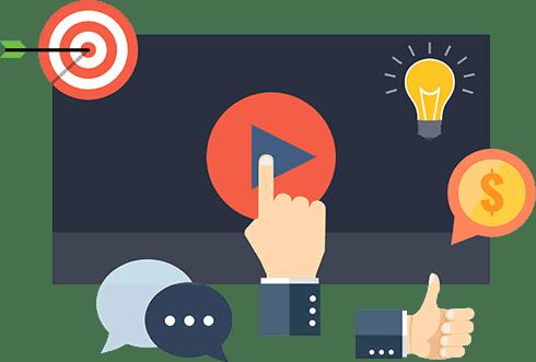 video marketing express engatilhar